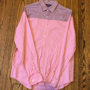 Perry Ellis Button Down